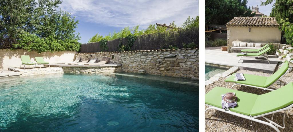 Vacances romantiques en chambres d 39 hotes pr s d 39 avignon - Chambre d hotes avignon piscine ...
