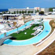 Splashworld hotel sur Menorca