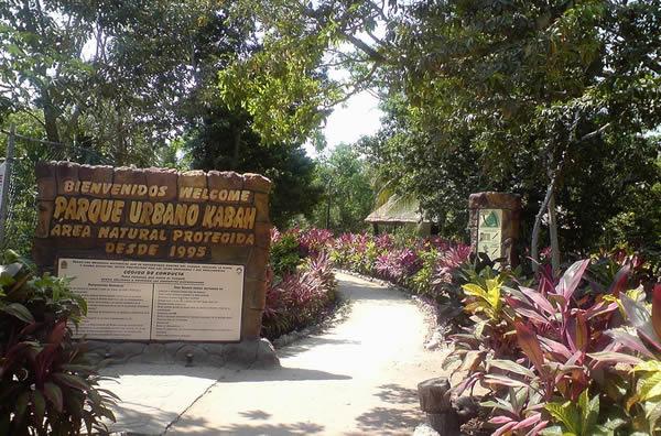 Parc de Kabah