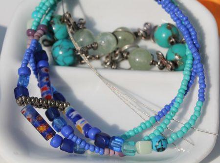 Bijoux turquoise