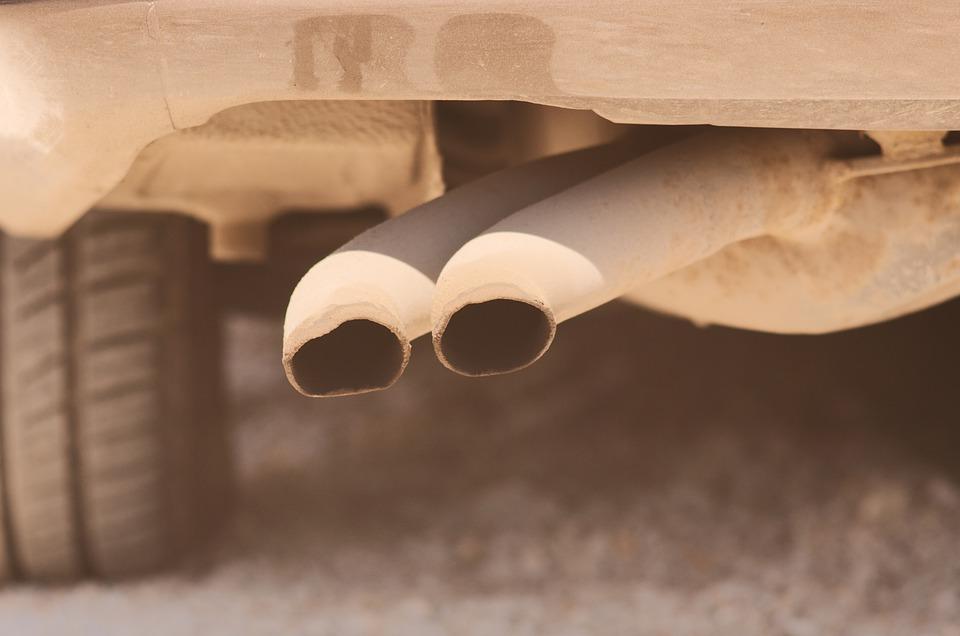 voiture polluante