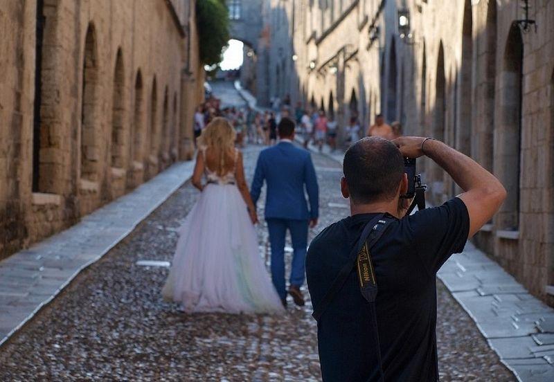 photographe pour un mariage
