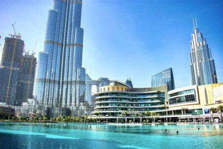 Séjour à Dubai